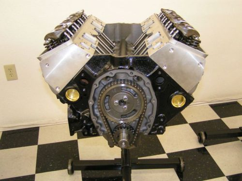 Chevy 383 Vortec 390HP 456ftlbs Stroker Engine 350