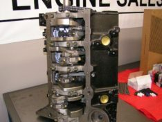 Chevy 383HP Stroker Engine Premium Short Block