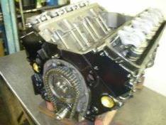 Chevy 383 Vortec 370HP 445ftlbs Stroker Engine 350